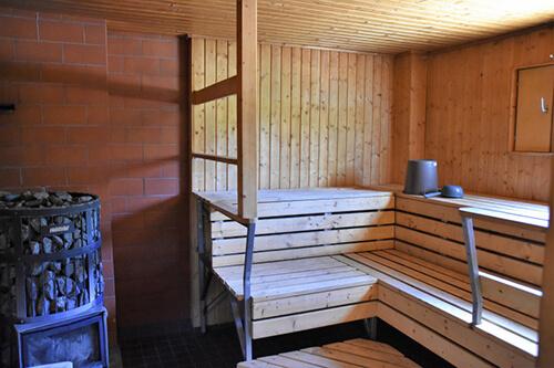 Sotkan Erähovi sauna